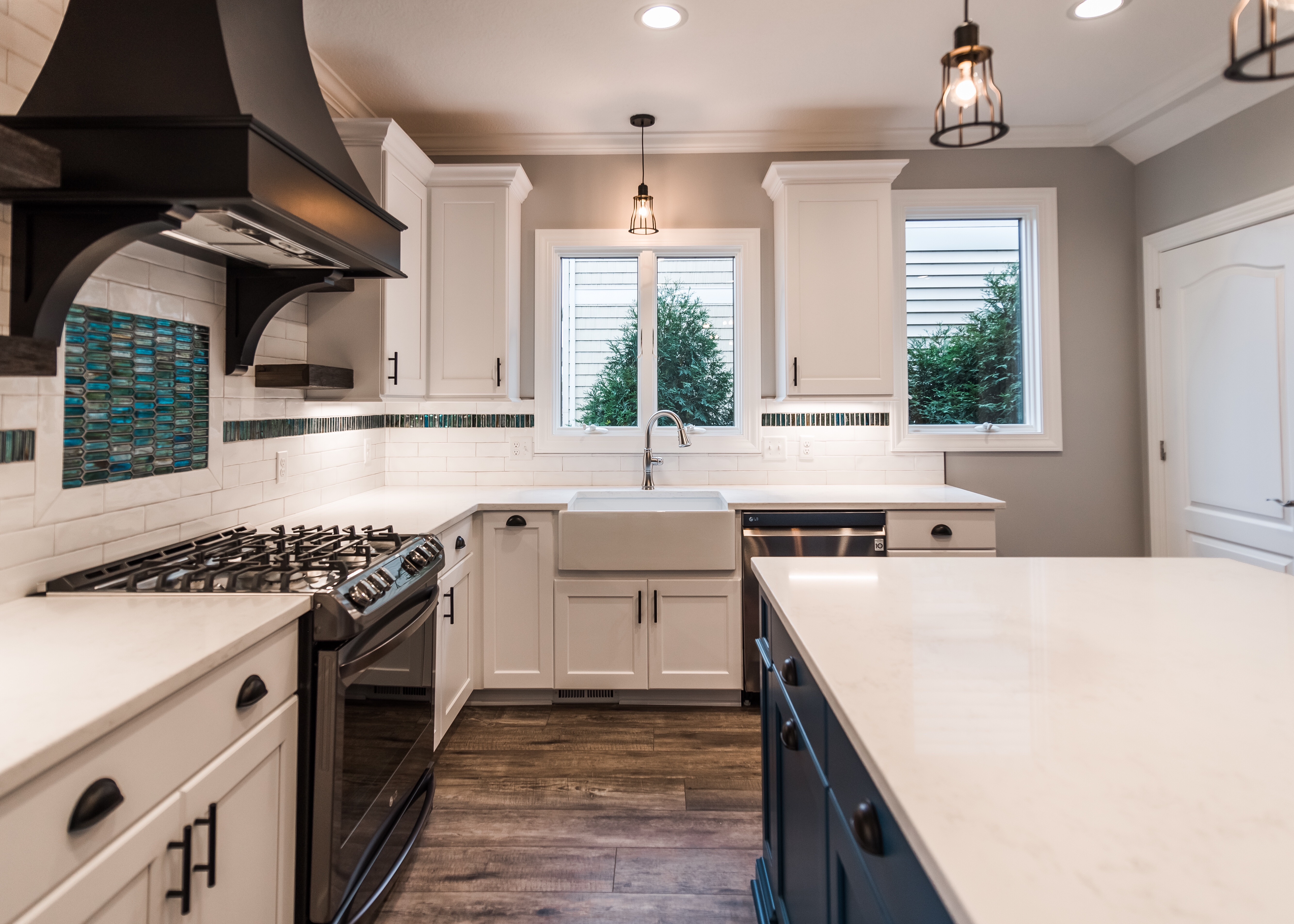 Kitchen Constructions projects and renovations